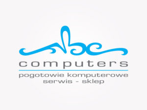 ABC Computers - projekt logo