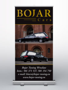 Bojar Cars - projekt na roll-up