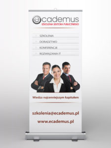 ecademus - projekt na roll-up