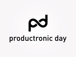 productronic day - projekt logo