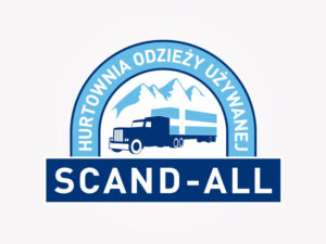 Scand-all - projekt logo